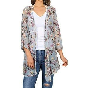 NEW Light Weight Fall Color Cardigan